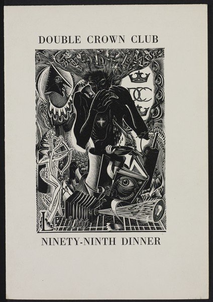 Ninety-ninth Dinner of the Double Crown Club